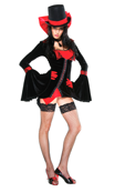 Vampires & Witches Costumes