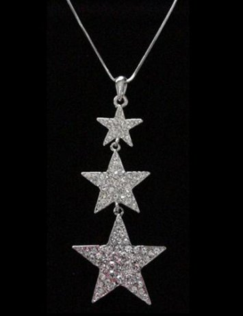3 1/2 in. Star Pendant