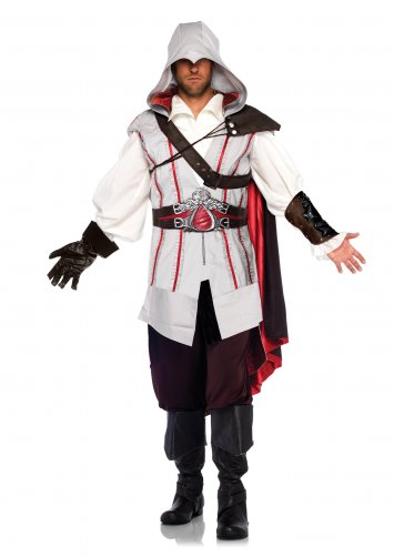 Assassins Greed Ezio Costume