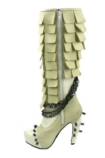 Hades Caymene Knee High Boots