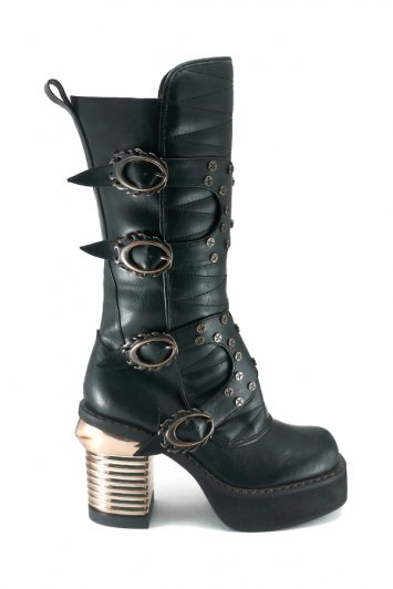 Hades Harajuku Knee High Boots