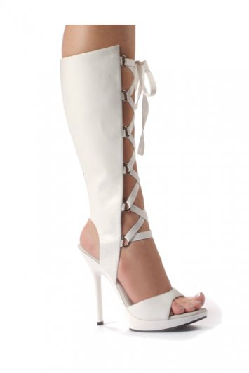 Holly 5 Inch Knee High Gladiator Sandal