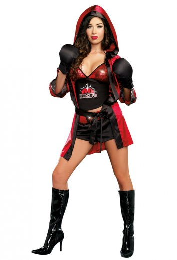 Knockout! Adult Costume