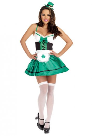 Lucky You! Adult Costume