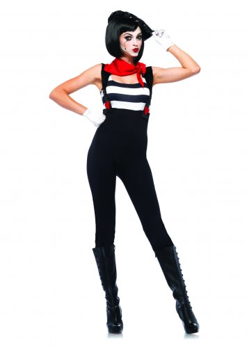 Marvelous Mime Costume