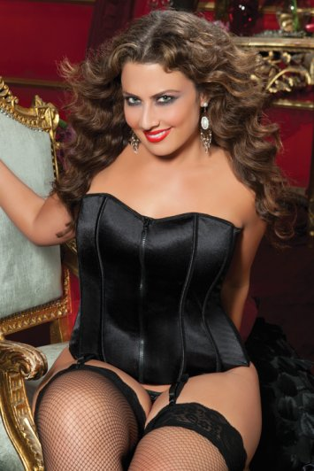 Plus Size Perfectly Polished Corset