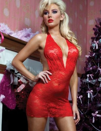 Red Hot Chemise