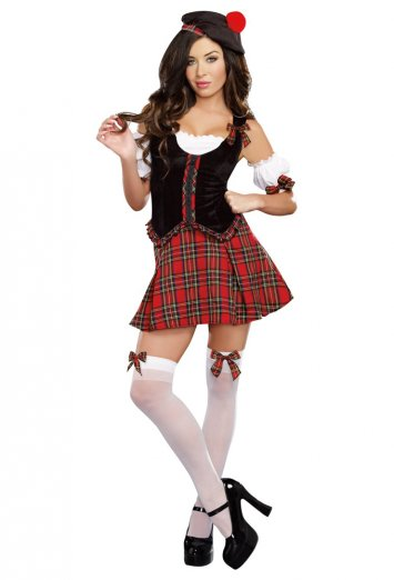 Scottie Hottie Adult Costume