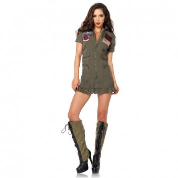 Top Gun Women Flight Dress