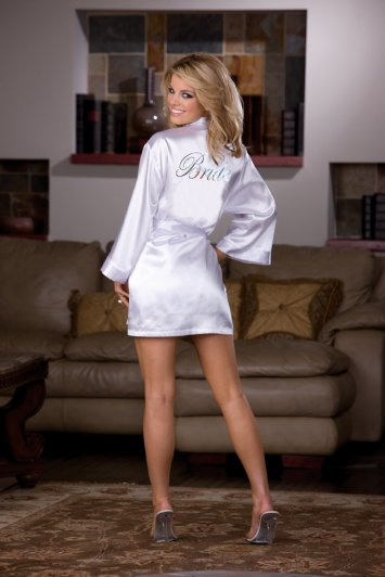 Yours Truly Bride Robe Set